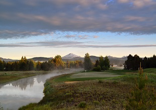 Sunriver Oregon Golf Package